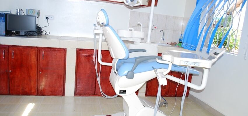 City Medicals dental unit in Hoima