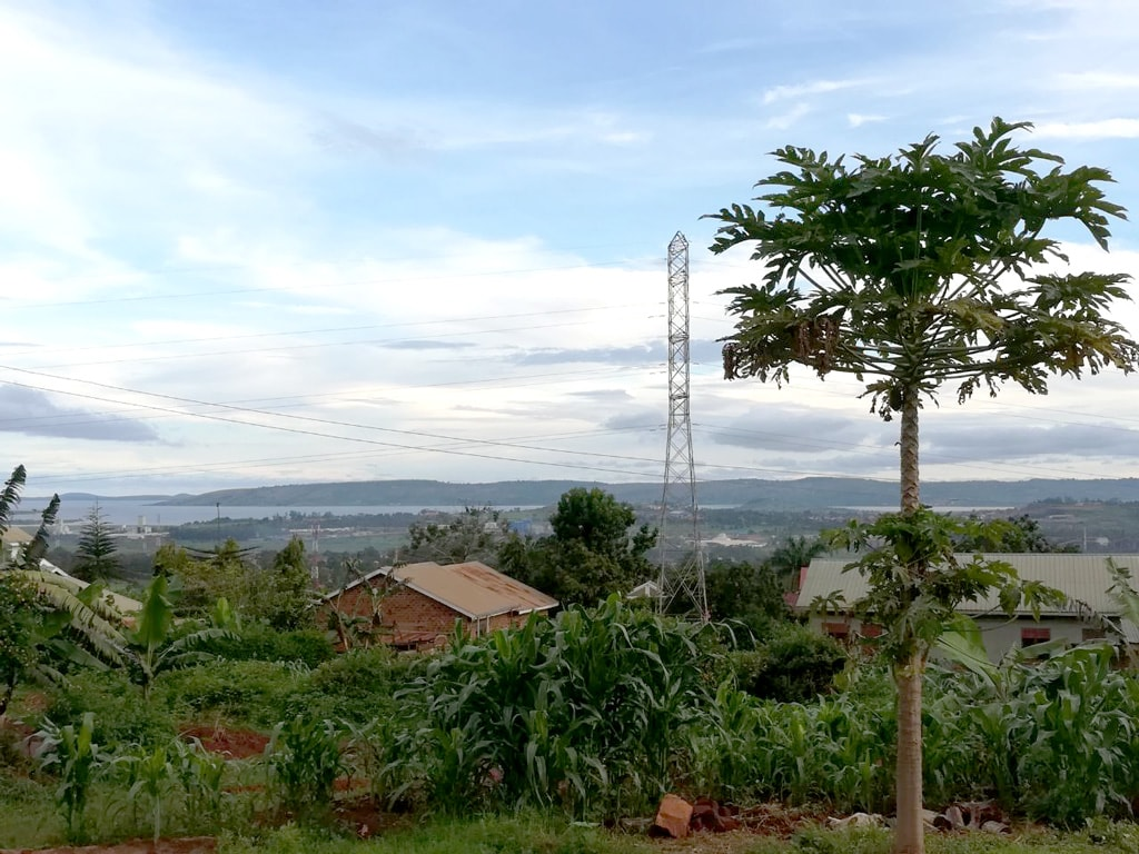 Upcounty travel uganda