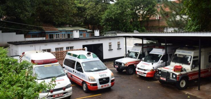 City Ambulance 24/7 Standby ambulances