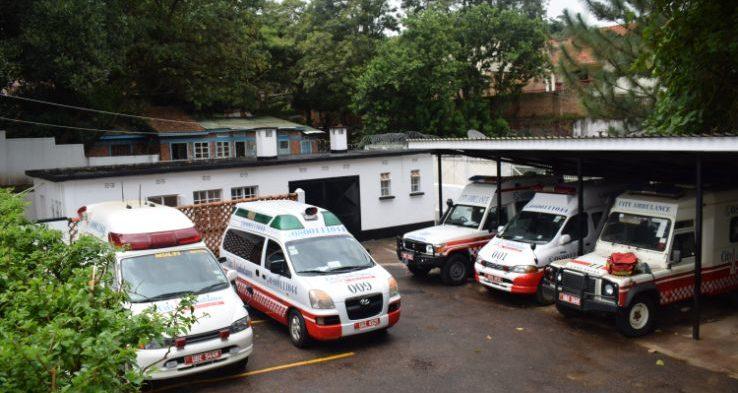City Ambulance 24/7 Standby ambulances